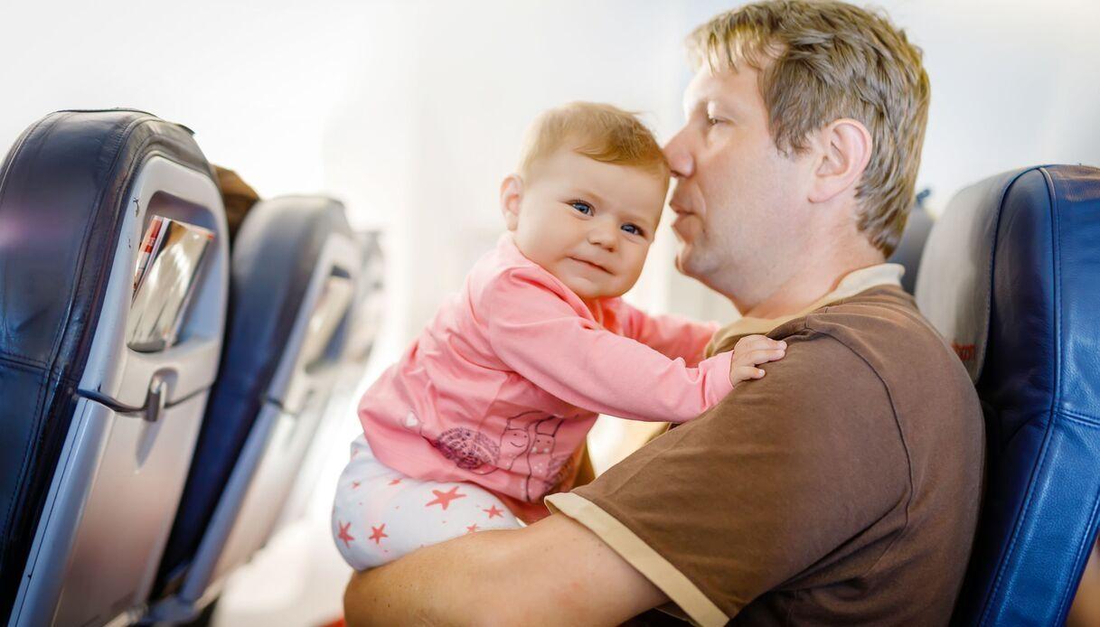 Japan Airlines permette di prenotare un posto lontano dai bambini