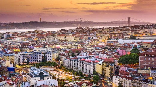 Weekend a Lisbona, tour per le strade e i palazzi più belli