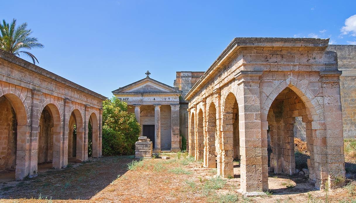 Chiesa antica a Maruggio