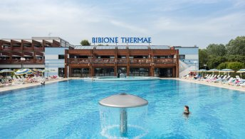 Terme di Bibione, il tempio del benessere affacciato sull'Adriatico