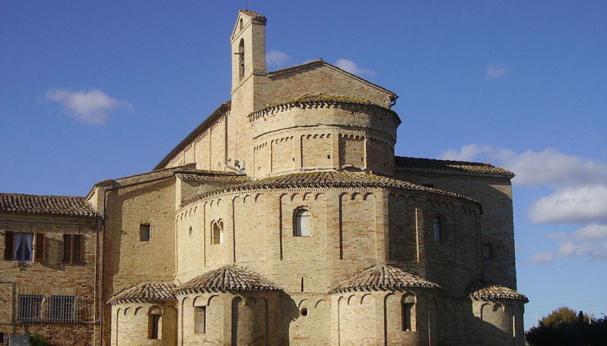 Basilica Santa Maria a Piè di Chienti