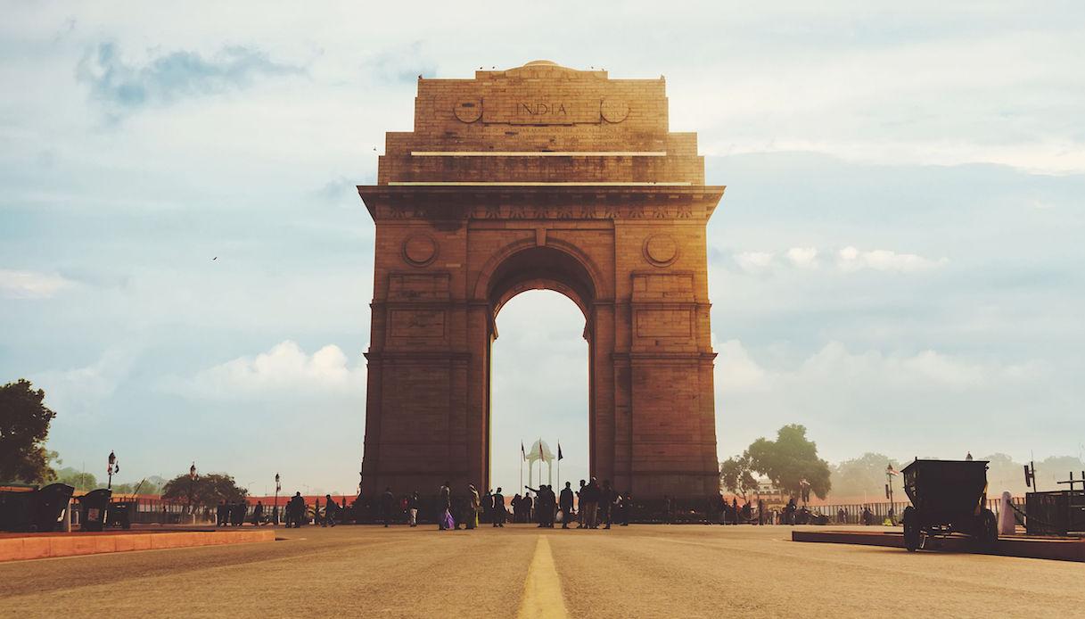 India Gate, Nuova Delhi