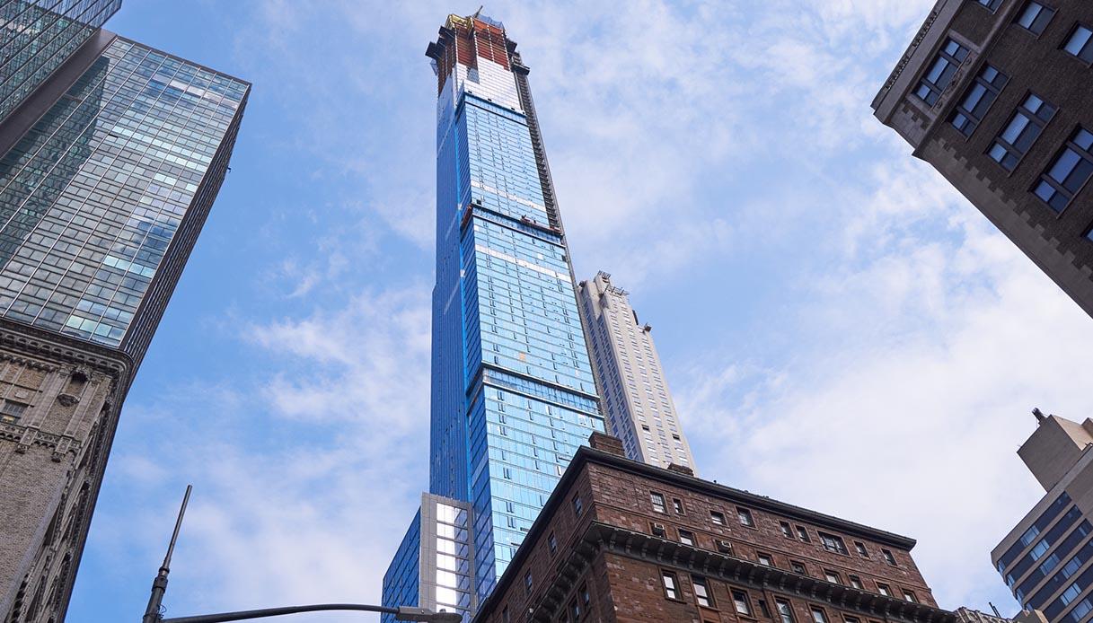 A New York l'edificio residenziale più alto del mondo