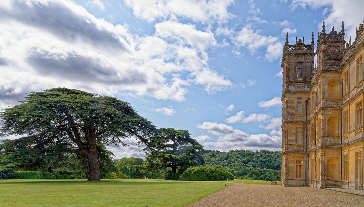 Tenuta di Highclere Castle