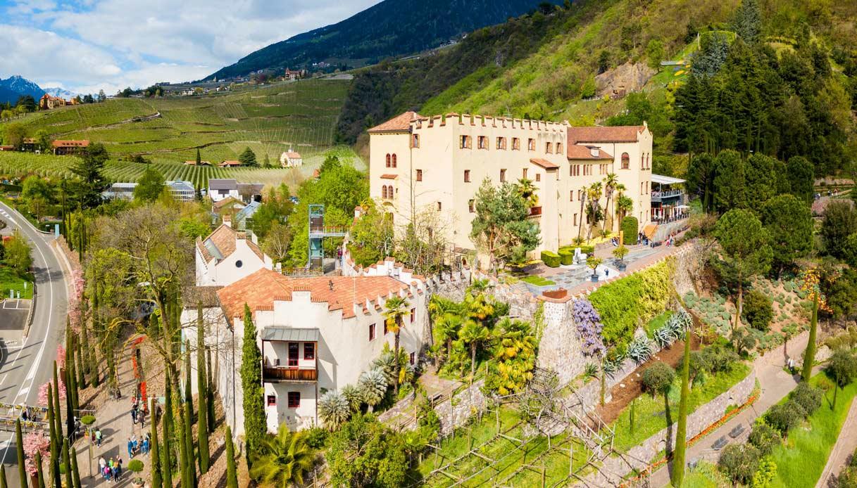 Autunno in Europa: i Giardini di Castel Trauttmansdorff