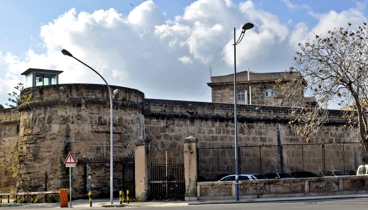 Il carcere dell'Ucciardone, Palermo