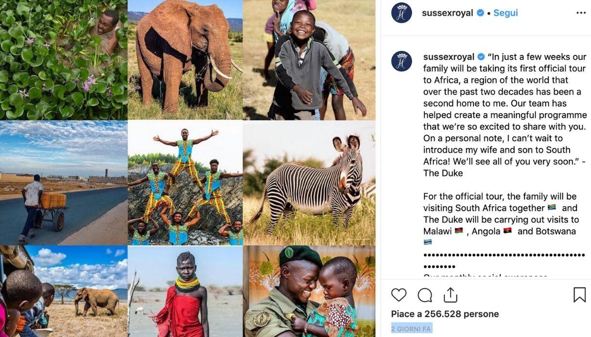 Viaggio Africa