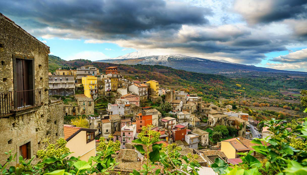 Castiglione di Sicilia, un borgo nel cuore della Valle dell'Alcantara