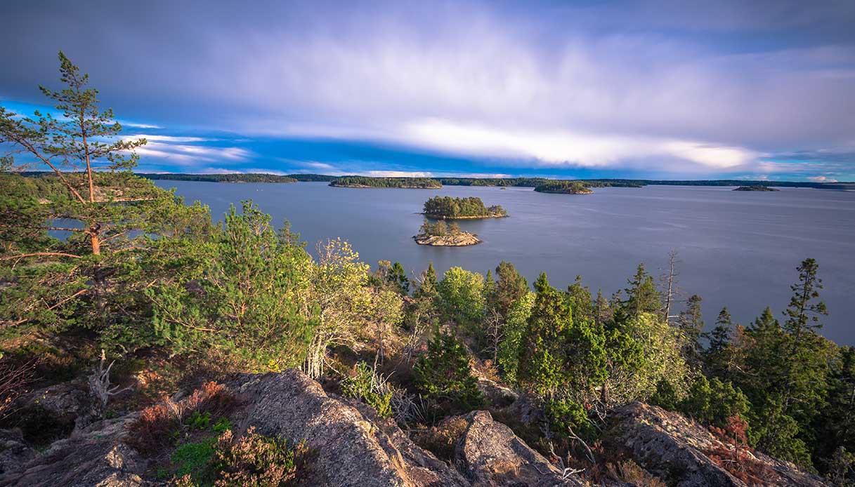 Ora puoi diventare proprietario di un'isola in Svezia