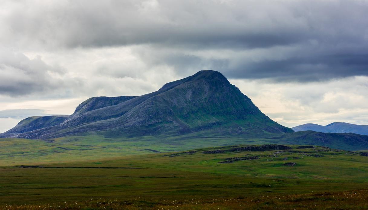 Ben Hope Scotland