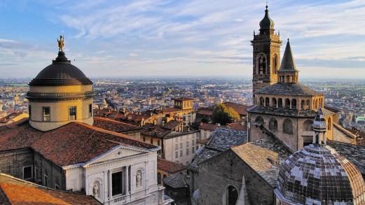 """Il """"Daily Mail"""" suggerisce di visitare Bergamo, """"sorella minore"""" di Milano"""