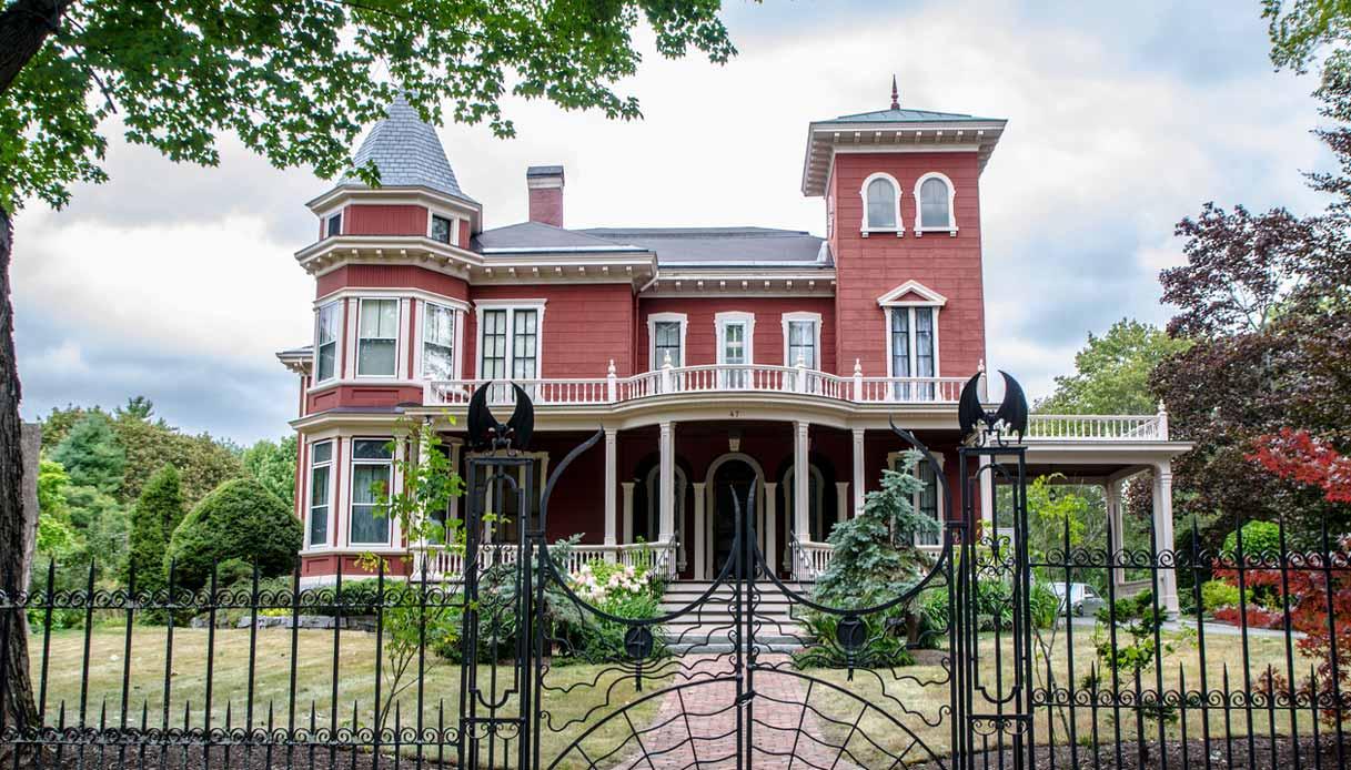 Casa di Stephen King a Bangor