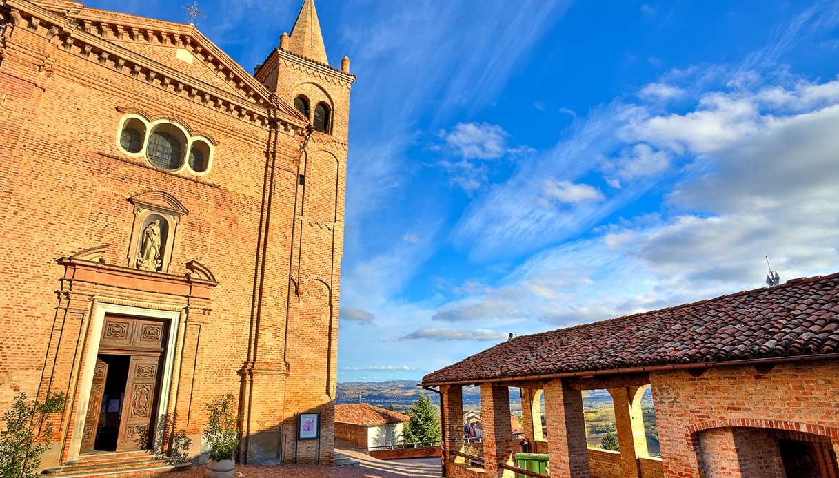 Notte al Castello, Monticello D'Alba