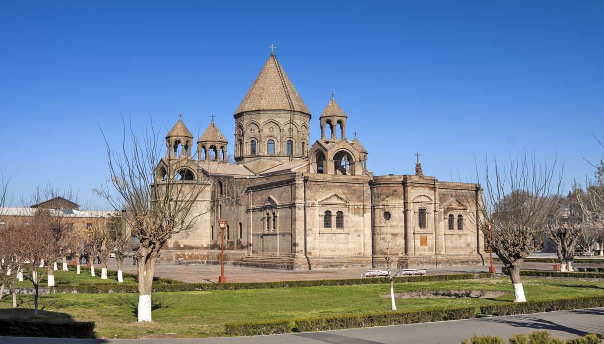 cattedrale Echmiadzin