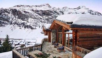 10 chalet sulle Alpi che vi faranno perdere la testa
