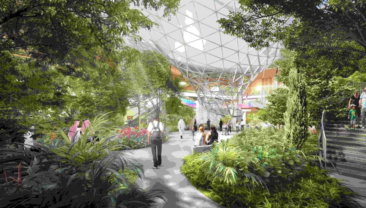 doha-aeroporto-giardino