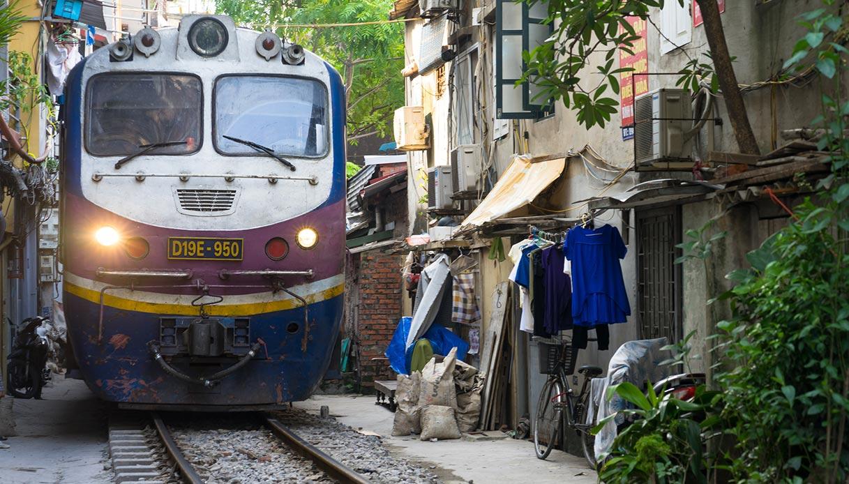 Treno ah Hanoi