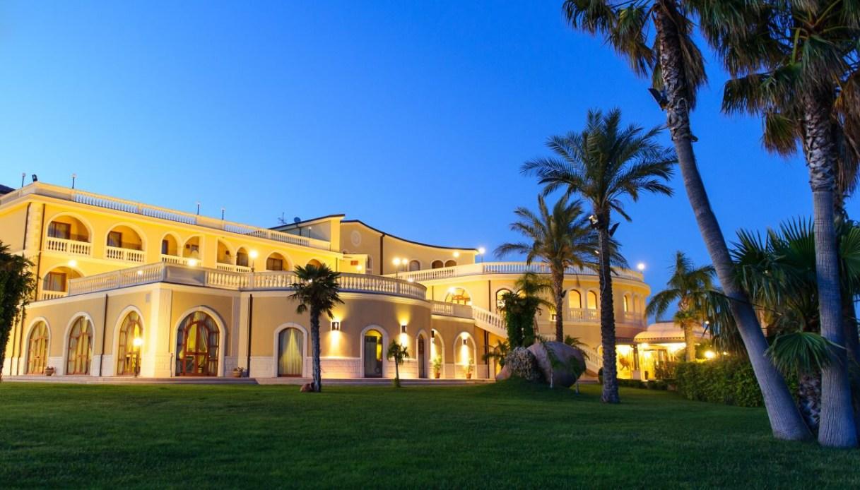 Hotel Parco dei Principi Roccella Jonica