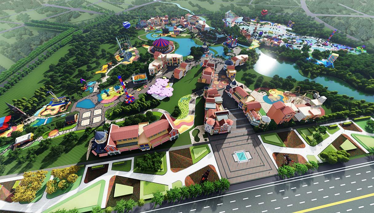 Legoland Sichuan