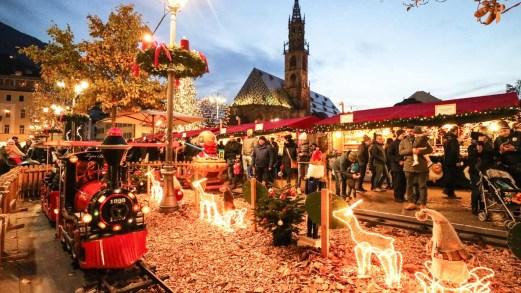 I Mercatini di Natale di Bolzano: le novità dell'inverno