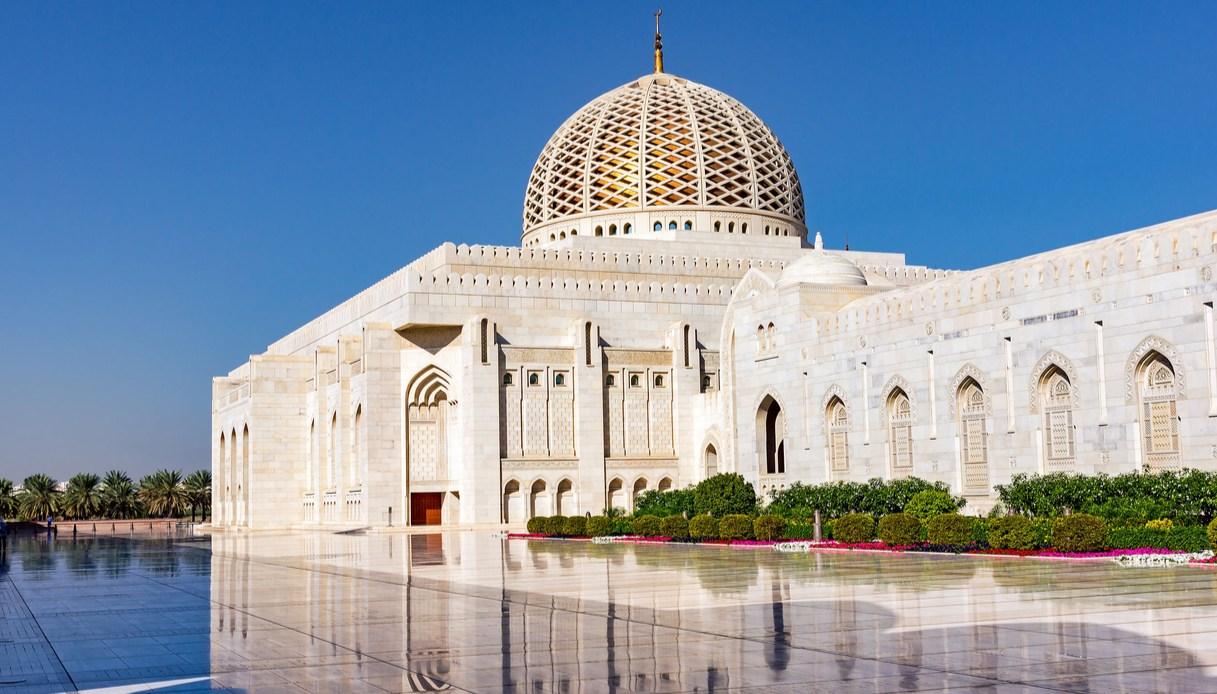Moschea-Sultan-Qaboos-Muscat-Oman