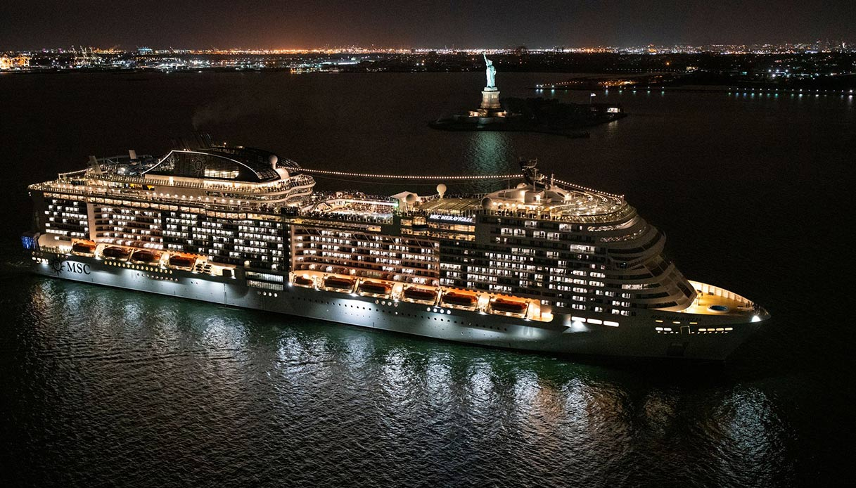 MSC Meraviglia New York