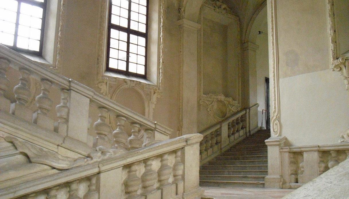 Interno Museo Civico Polironiano