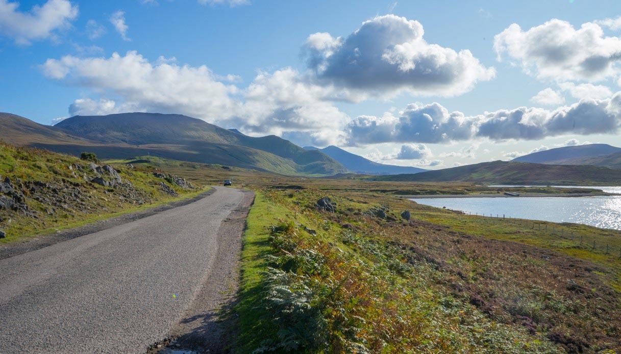 North Coast 500: la strada che attraversa la Scozia come la Route 66