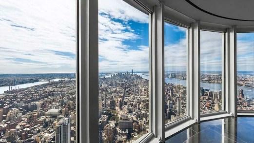 Apre il nuovo osservatorio sull'Empire State Building: la vista è pazzesca