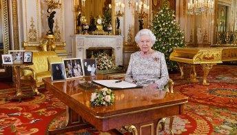 Il Natale dei Reali britannici e il primo messaggio di speranza