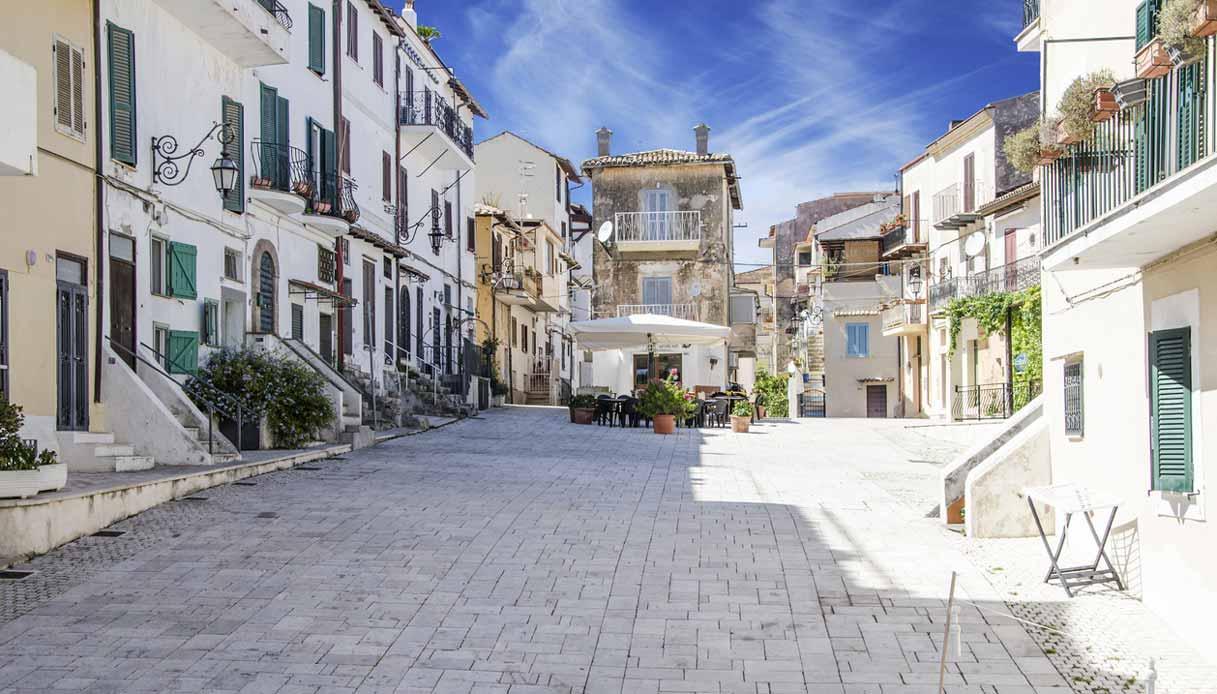 Centro storico di San Felice Circeo