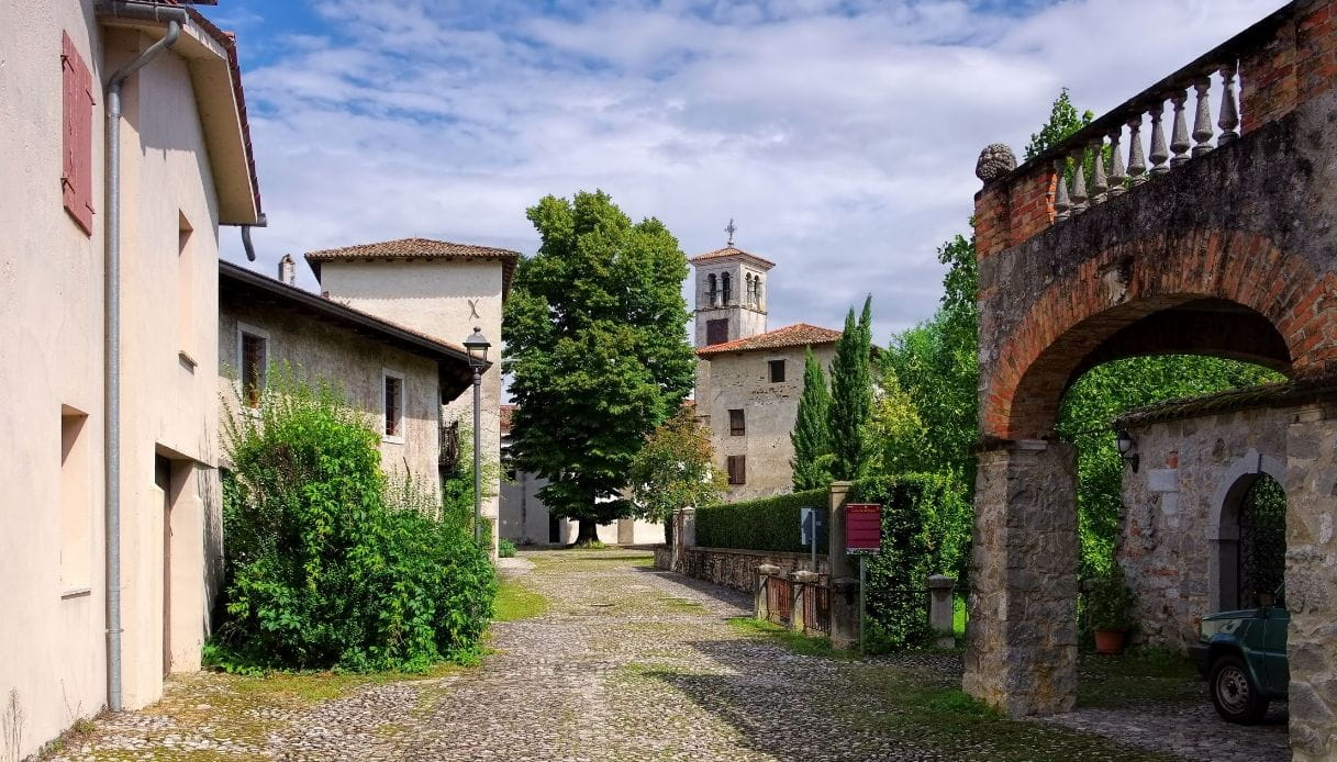 Castello di Sotto, Strassoldo