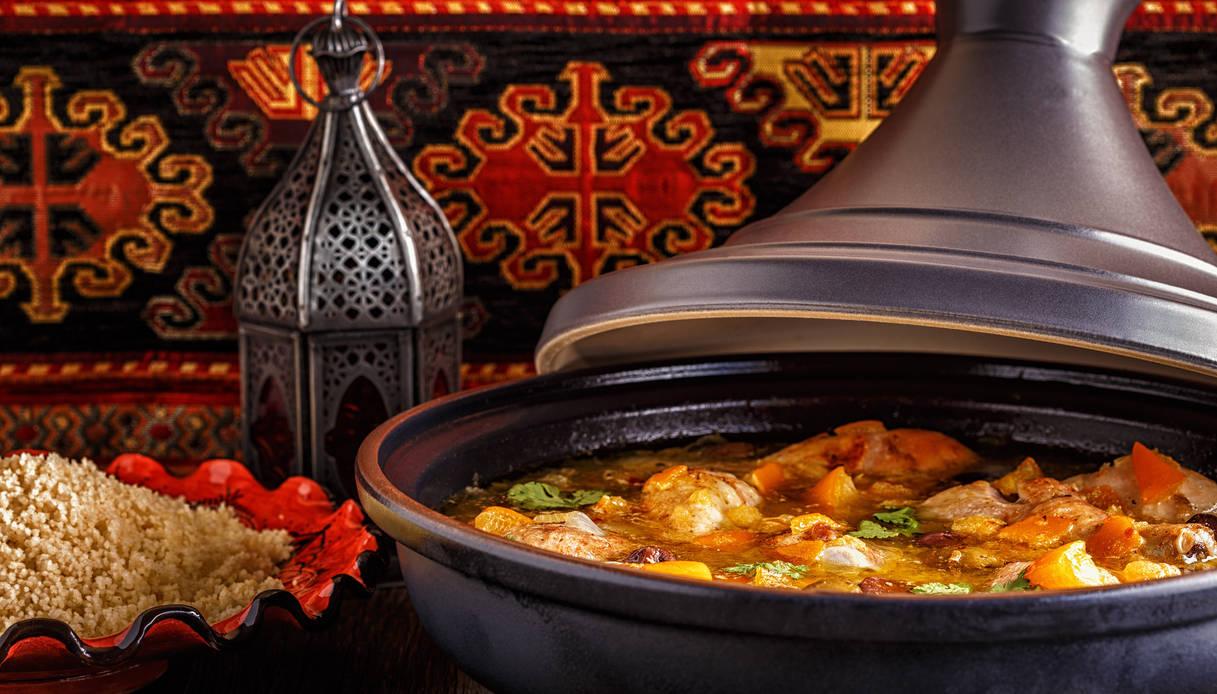 Tajine: piatto tipico marocchino