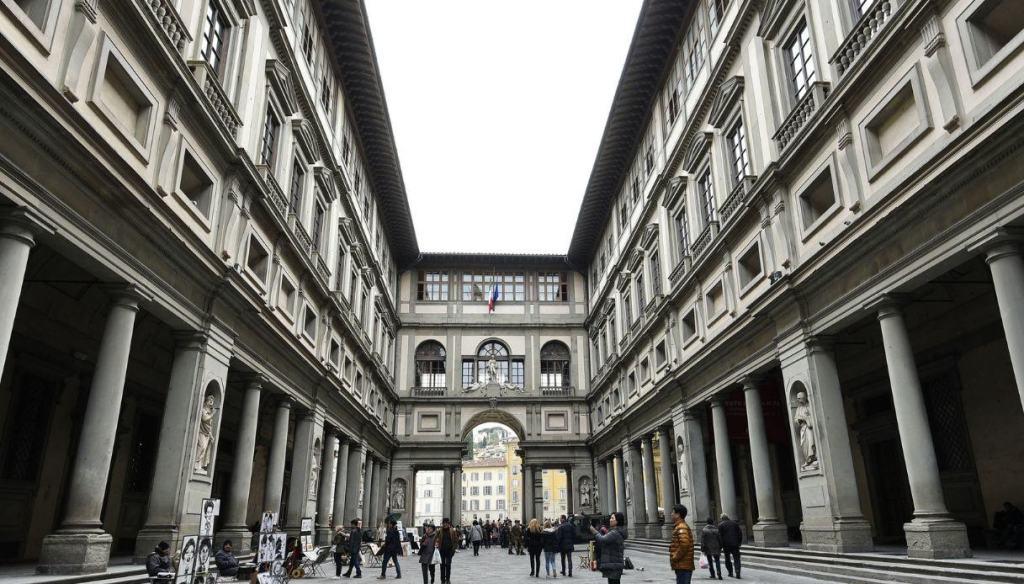 Uffizi a Firenze