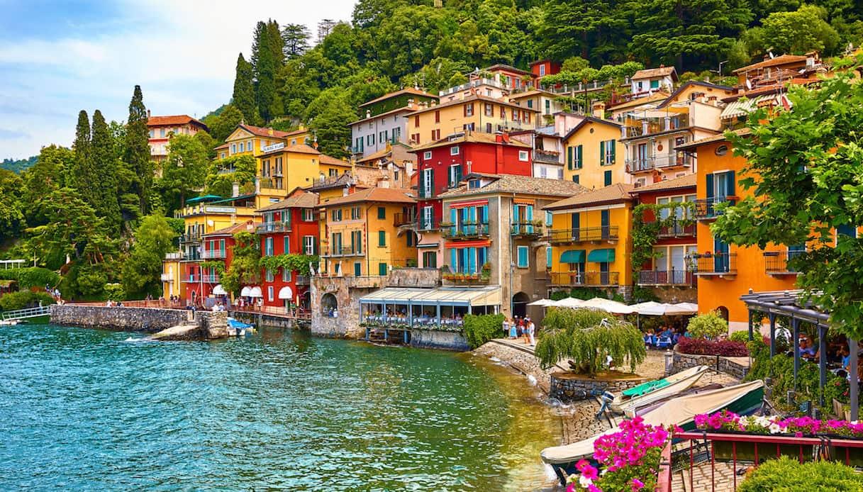 Varenna, il borgo lombardo degli innamorati sul lago di ...
