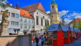 Bratislava, cosa vedere nella piccola capitale sul Danubio