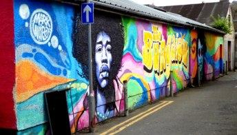 Jimi Hendrix, le location della leggenda del rock
