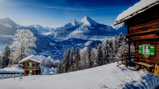 Weekend romantico sulla neve? Le mete top secondo SiViaggia