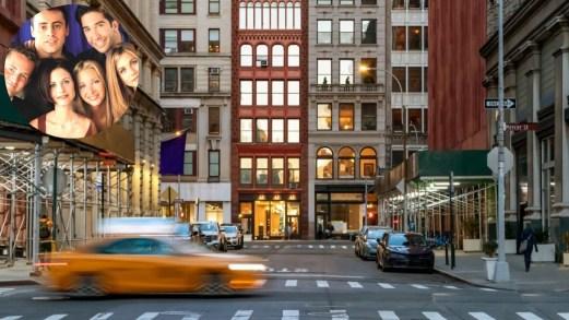 """""""Friends"""", a New York tutte le location della serie Tv"""