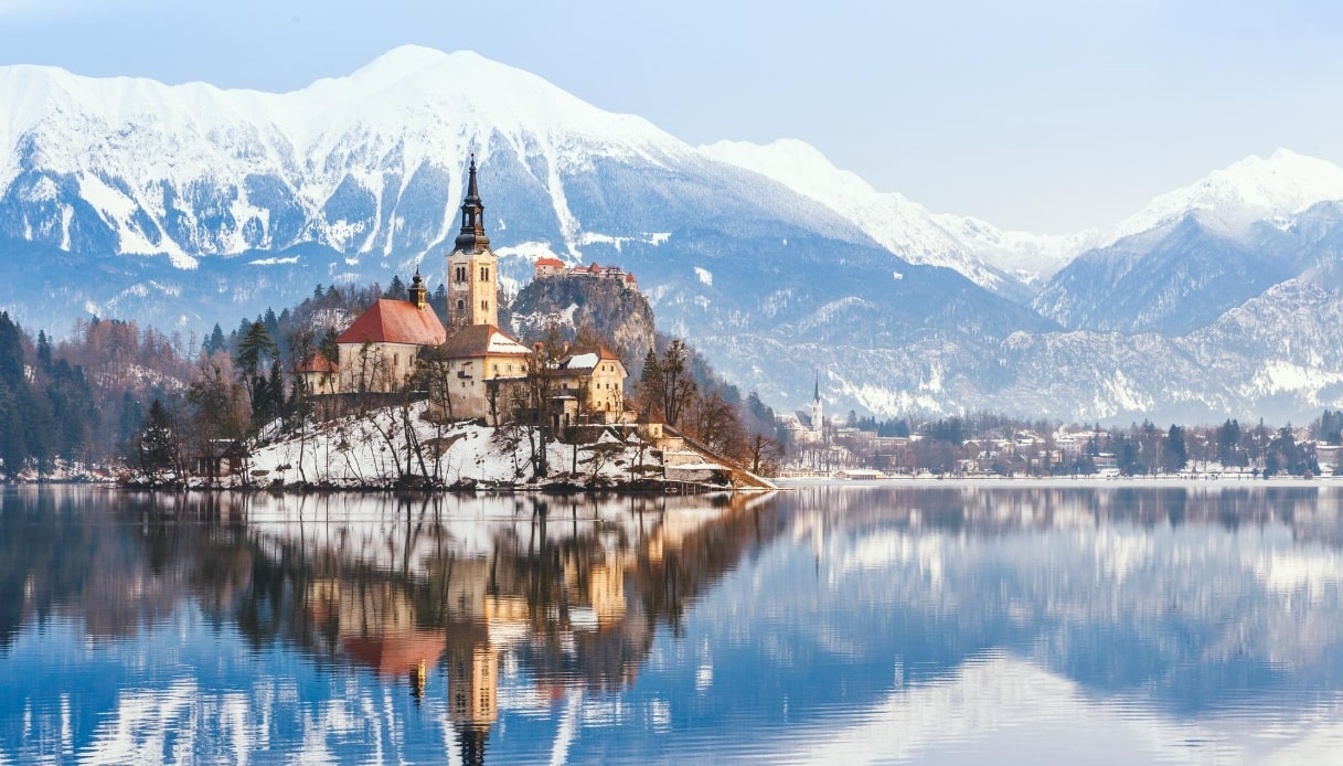 10 laghi d'Europa da visitare durante l'inverno | SiViaggia