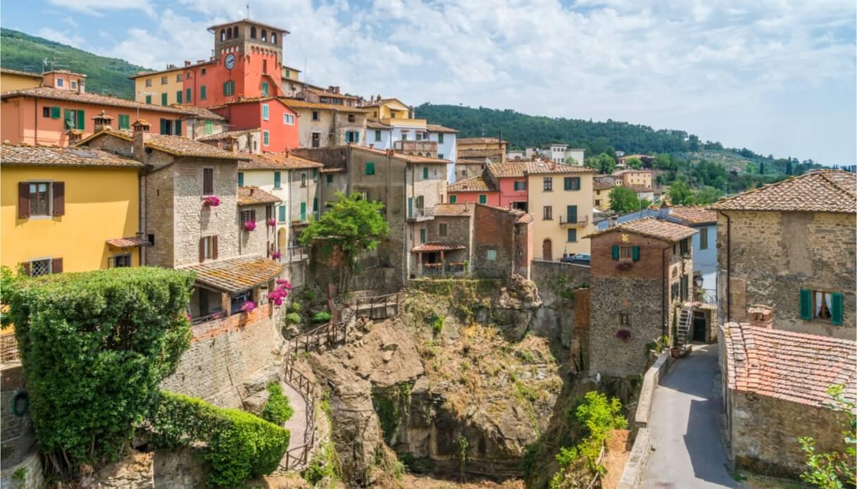 Borgo di Loro Ciuffenna