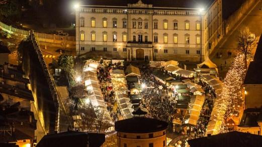 I Mercatini di Natale di Trento: le novità dell'inverno