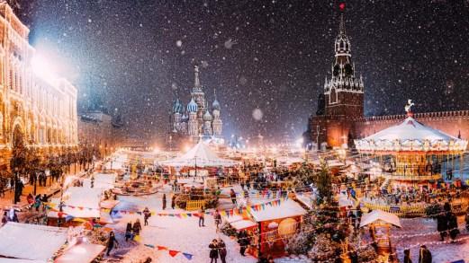 Luci e addobbi: le 10 città più natalizie del mondo