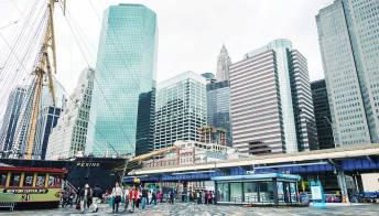 New York, alla scoperta del nuovo Seaport District