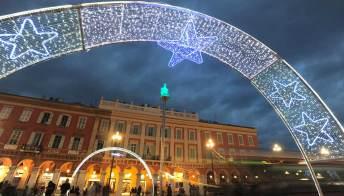 A Natale (e Capodanno) la Costa Azzurra diventa magica