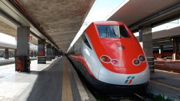 Partono i treni Frecciarossa da Milano a Bolzano
