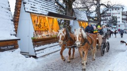 I Mercatini di Natale di montagna dell'Alto Adige