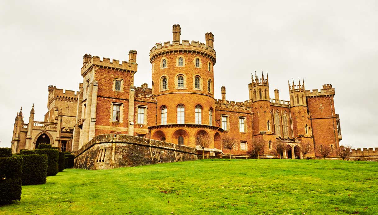 Airbnb-Belvoir-Castle