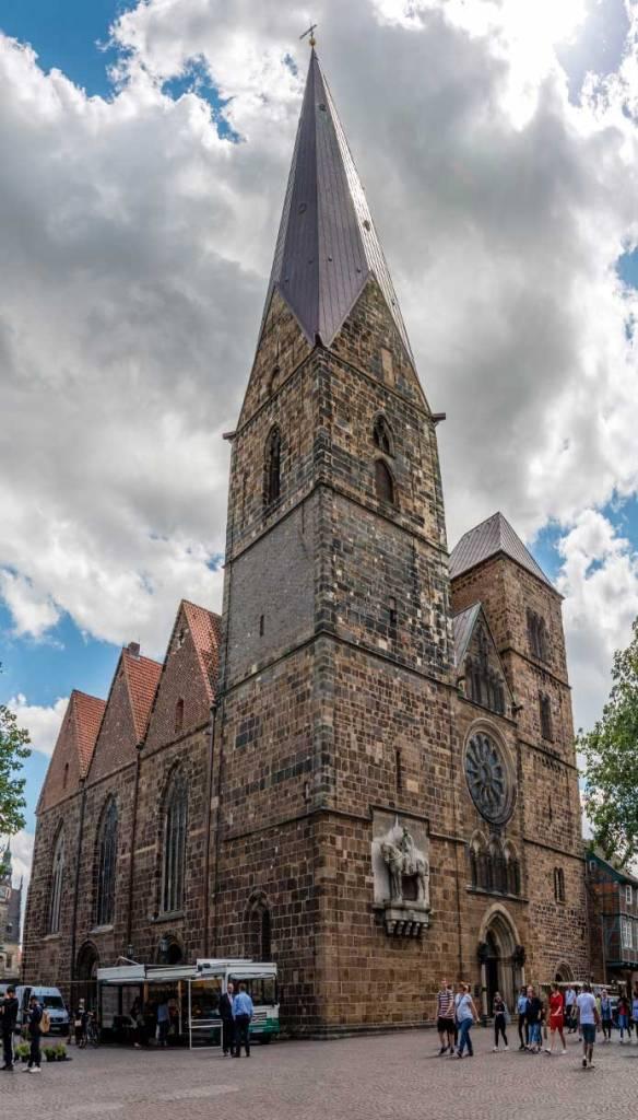 Brema chiesa della madonna germania positivitrip