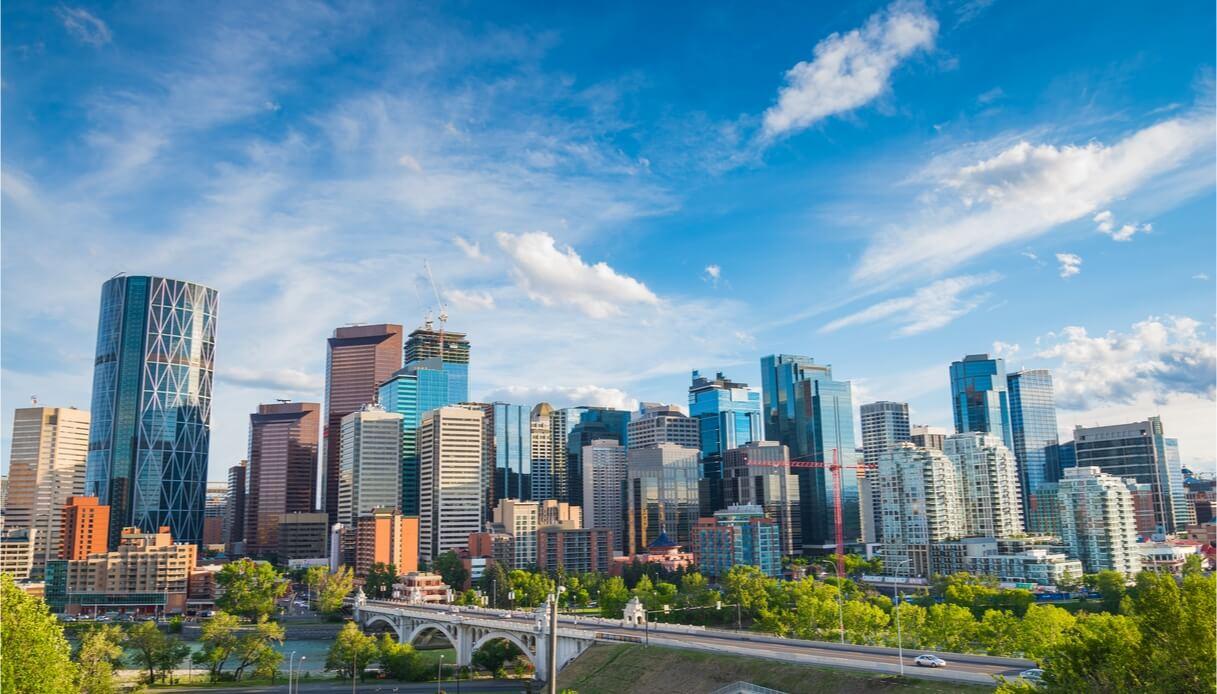 Calgary in Canada